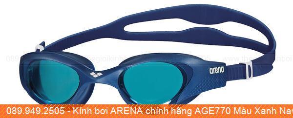 Kính bơi ARENA chính hãng AGE770 Màu Xanh Navy 563020YJX